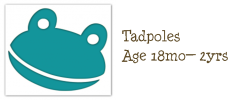 Tadpoles Page Link
